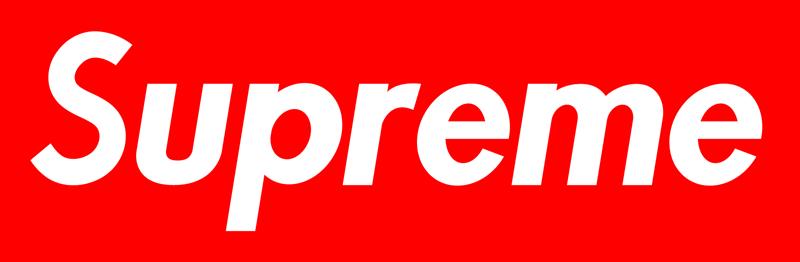 Supreme font download
